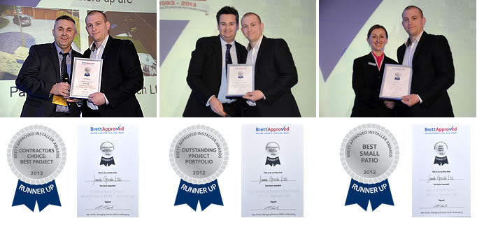 Jamie Gooch for award winning landscaping, paving and driveways in Norwich and Norfolk