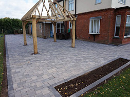 Beta Block Paving in Norwich