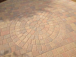 Regatta Trio Block Paving in Norwich