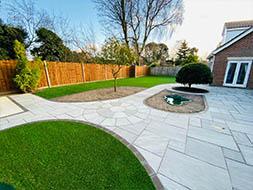 Garden Landscaping & Patios